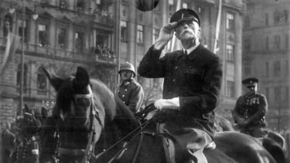 Tomáš Garrigue Masaryk byl třikrát zvolen prezidentem ČSR už v prvním kole, jeho soupeři byli hlavně komunisti