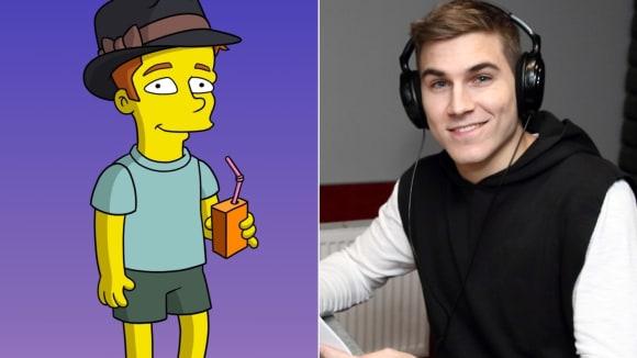 Simpsonovi a David Gránský