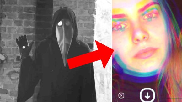 Psychedelická aplikace Hypno Cam
