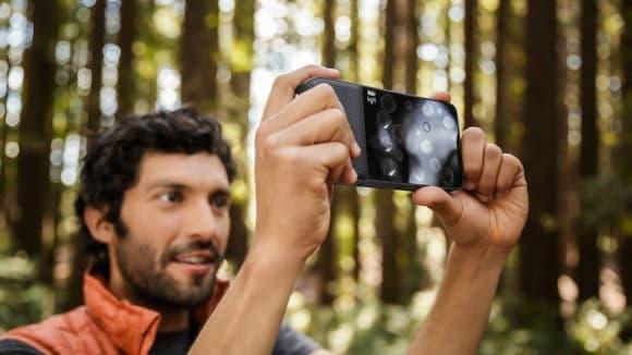 Light L16 - fotoaparát s šestnáci zabudovanými objektivy