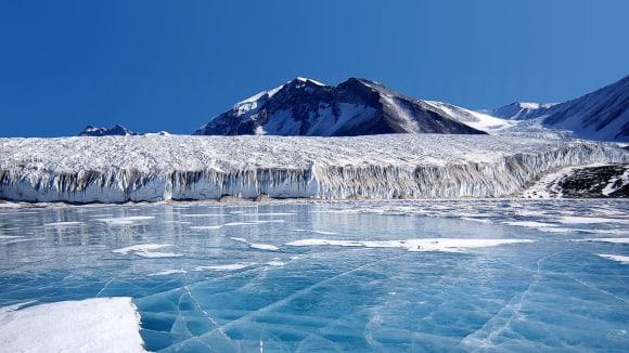 Antarktida je úchvatná jako ledová královna
