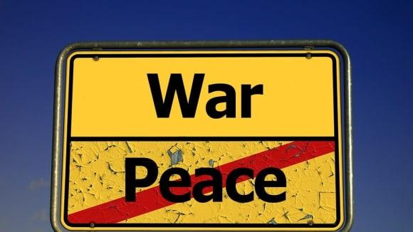 Válka... a mír