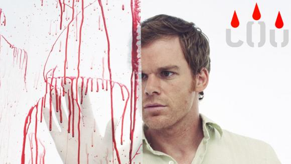 Dexter - 4. narozeniny bílý