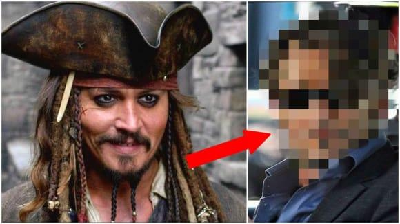 Johnny Depp je opět k světu
