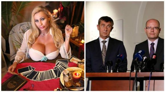 Pomůžou věštci českým politikům?