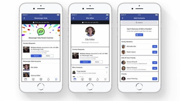 Odborníci brojí proti Facebooku. Požadují zrušení dětského chatu