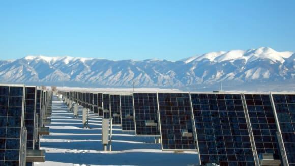 Solární elektrárny chrání prostředí, ale hyzdí krajinu