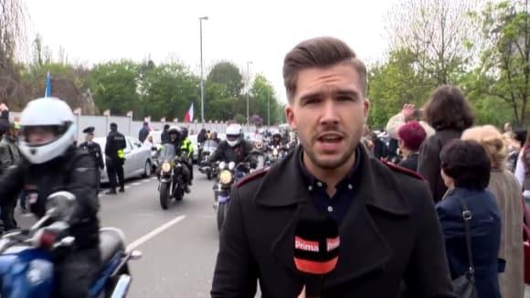 Matěj Misař - reportéř FTV Prima