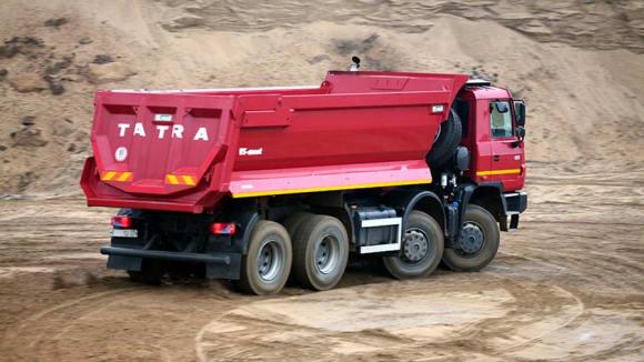 Tatra chce důrazněji proniknout na lukrativní indický trh
