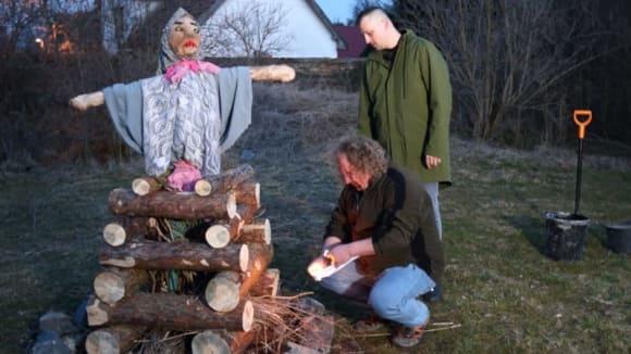 RECEPTÁŘ PRIMA NÁPADŮ: jak postavit hranici na čarodějnice