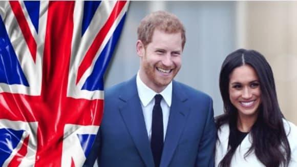 Královská svatba - Meghan a Harry