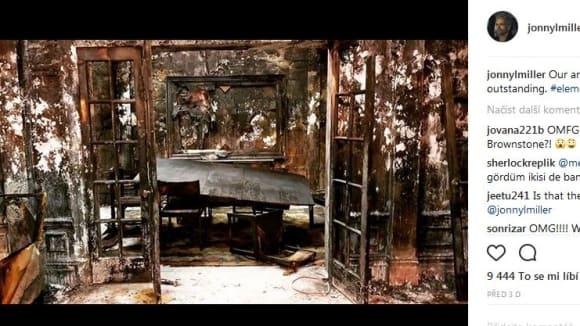 Sherlock Holmes: Jak prosté - hoří apartmán 2