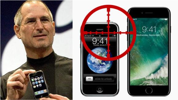Lidé prvnímu iPhonu nevěřili