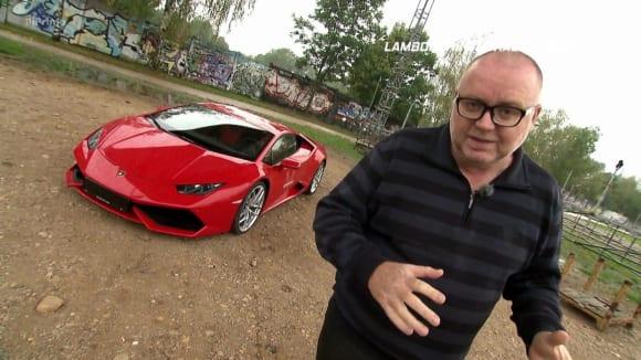 Lamborghini Huracán Coupé