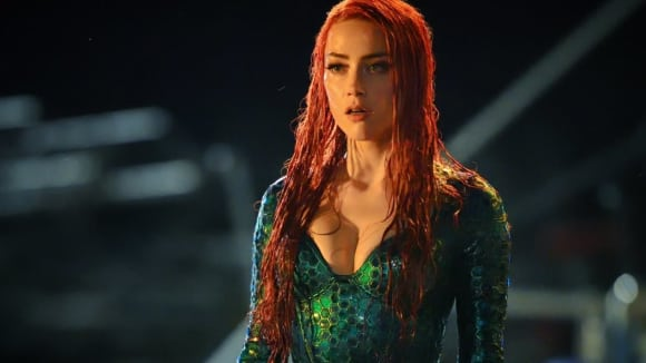 Amber Heard jako Mera