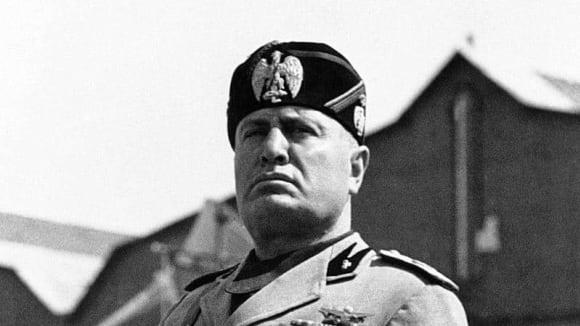 Duce Mussolini