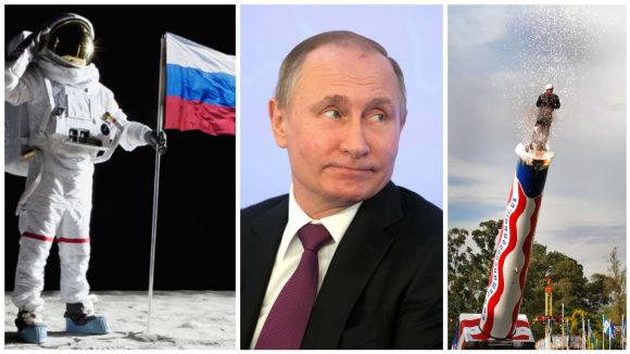 Stane se Putin i prezidentem Měsíce?