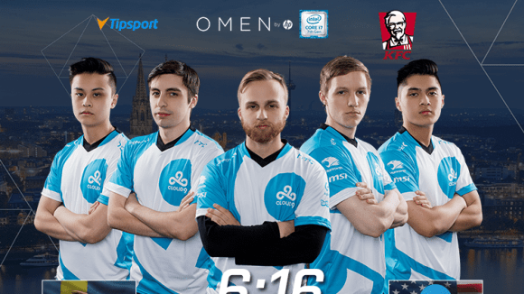 ESL One - Cloud 9 NiP