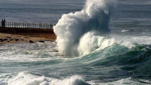 Vlny sice oceán prokysličují, ale to nestačí