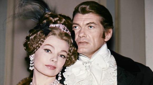Záběry z filmu Tajnosti Paříže