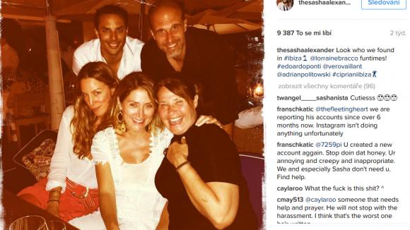 Rizzoli a Isles - Sasha pařila s rodinou na Davida Guetu