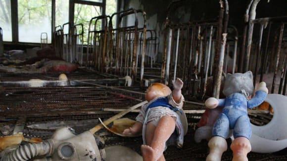 Snímky Černobylu nahánějí hrůzu i po letech