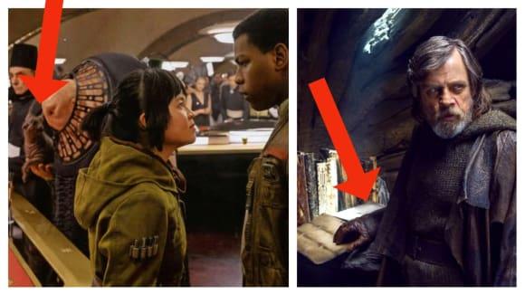 Zajímavé detaily v osmých Star Wars