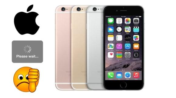 Existuje řešení, jak ještě zrychlit iPhone 6 a 6S