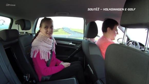 Soutěž VW e-Golf 12.kolo