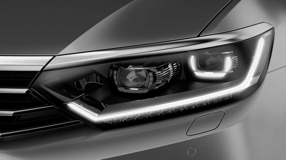 Volkswagen svetlomet