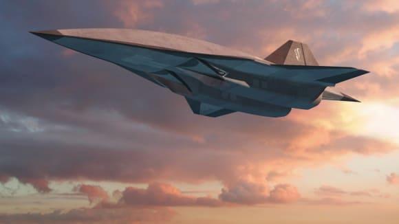 Hypersonický SR-72
