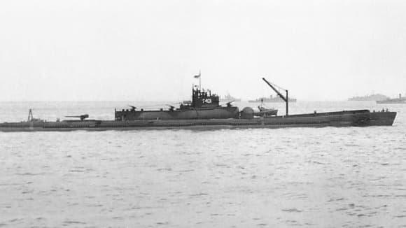Ponorka I-400 byla ve své době největší na světě