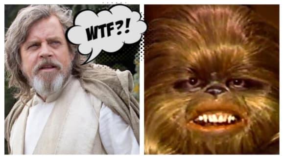Některé Star Wars je lepší nevidět!