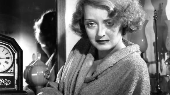 Bette Davis ve filmu Nebezpečná