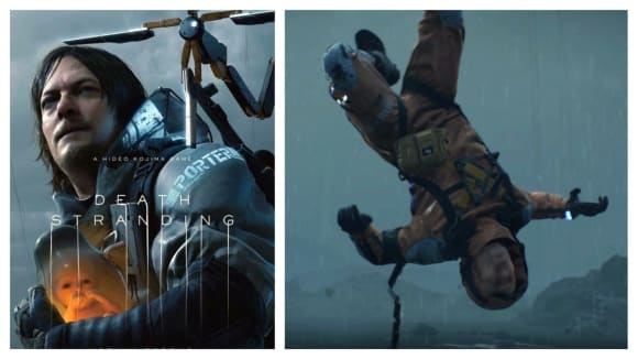Death Stranding - trailer z Game Awards