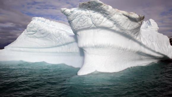 Polární moře (1) - ledovce
