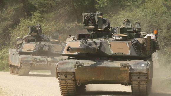 Američané by chtěli robotizovat svůj Abrams