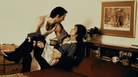 Záběry z filmu Pod vlivem úplňku