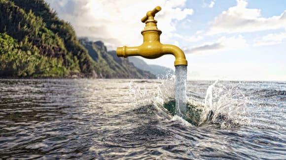 Budou moře zachranou před žízní
