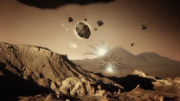 Povrch Marsu můžete díky aplikacím NASA zkoumat i z domova