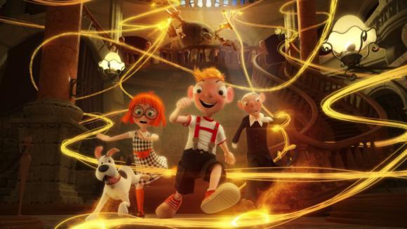 Fotka z filmu Hurvínek a kouzelné muzeum
