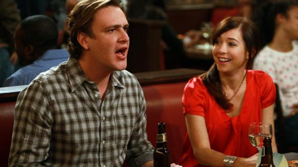Alyson Hannigan a její seriálový manžel