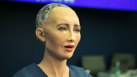 Robotka Sophia