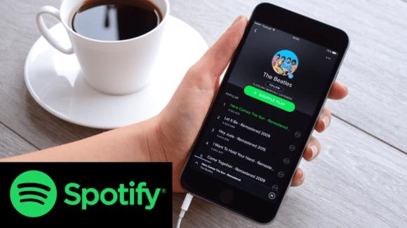 Novinky na Spotify