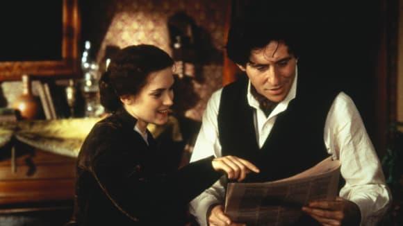 Záběry z filmu Malé ženy