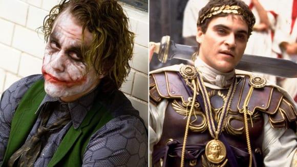 Joker a Joaquin Phoenix