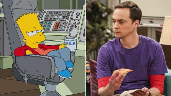 Simpsonovi a Teorie velkého třesku