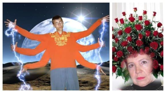 Photoshop - ruský styl!