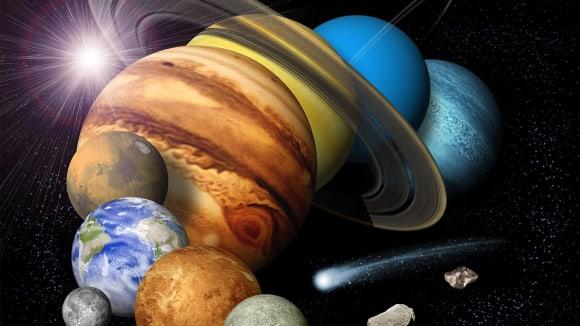 Najdeme ve vesmíru život