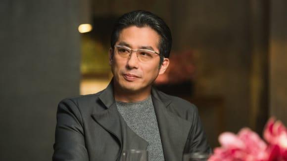Hideki Yasumoto (Hiroyuki Sanada)